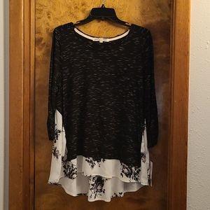 Jolt women's blouse